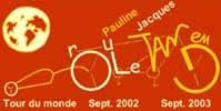 ROULE TANDEM, Pauline et Jacques,2 malades hyper motivés autour du monde